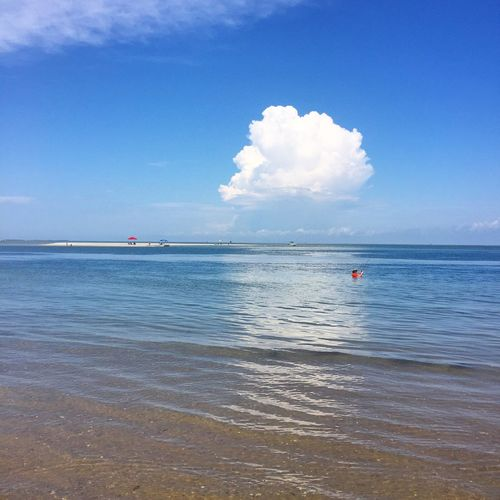 Check This Out OBX Beach Clouds And Sky Showcase July Hatteras Paradise
