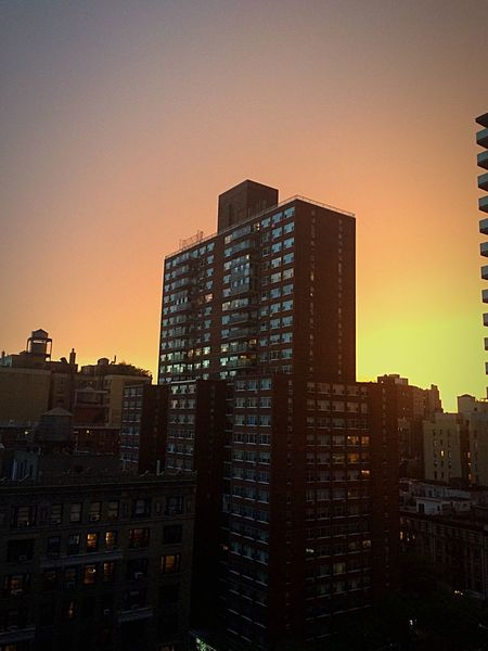 Taking Pictures Taking Photos NYC Good Evening ♥ Westside West Side West Side New York City