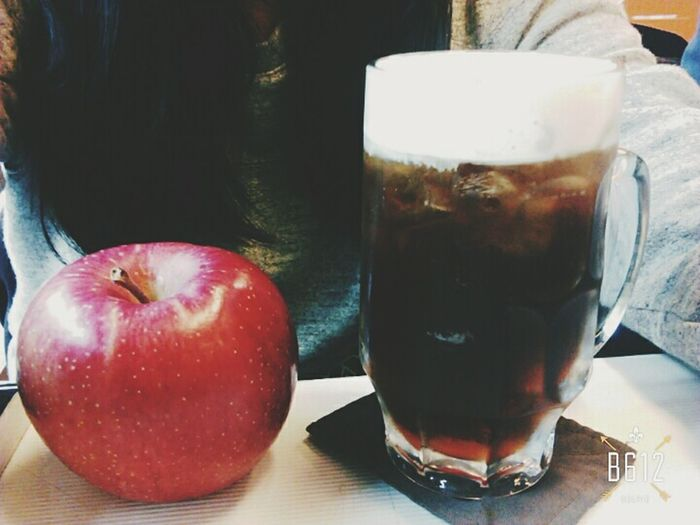 Apple Oolong Tea Lattea Chat Time Morning No More Exams