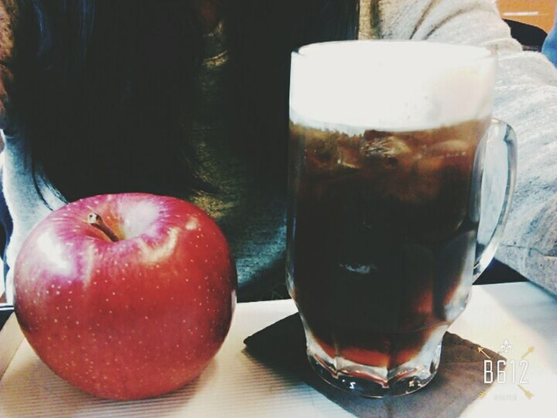 Apple Oolong Tea Lattea Chat Time Morning No More Exams