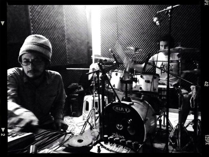 Drummer Drummer Life In The Studio Recording Studio