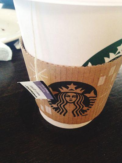 My passion for tea... Earl grey tea Earl Grey Tea Starbucks Berlin 2015  FreeTime Highschooltrip Relaxing Enjoying Life IPhoneography