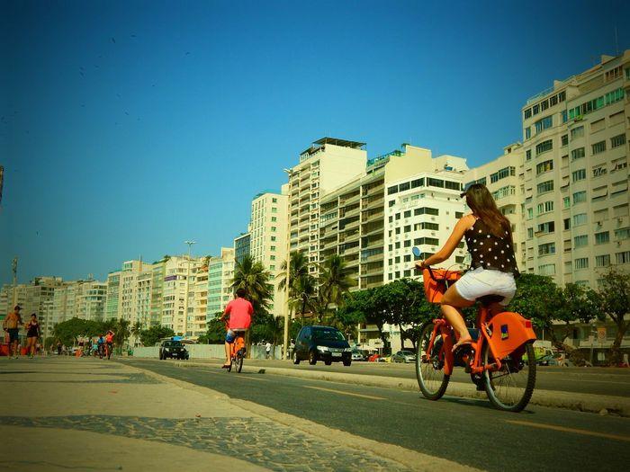 Rio de Janeiro City Transportation Person Tower Mode Of Transport Land Vehicle