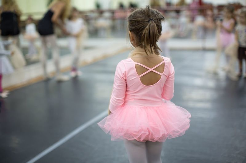 Pink Color Childhood Ballet Ballet Dancer Ballet Class Child Children Photography Star