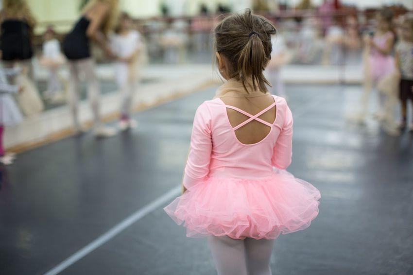 Pink Color Childhood Ballet Ballet Dancer Ballet Class Child Children Photography Star