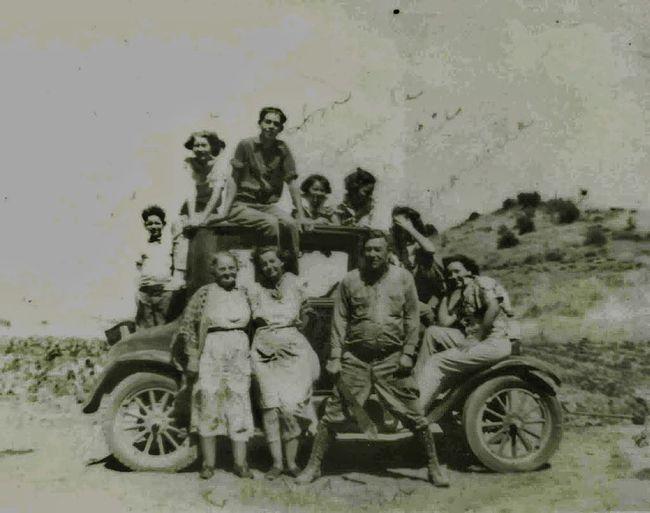 Circa 1935.
