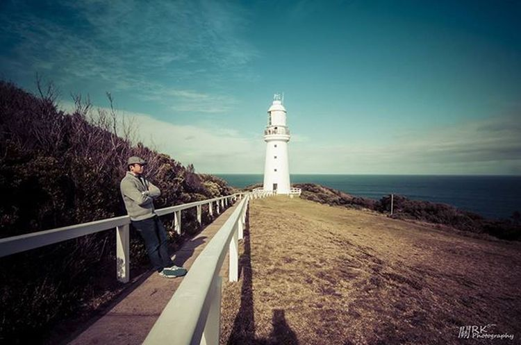 Throwback Capeotwaylighthouse Greatoceanroadtrip Nomoresquare