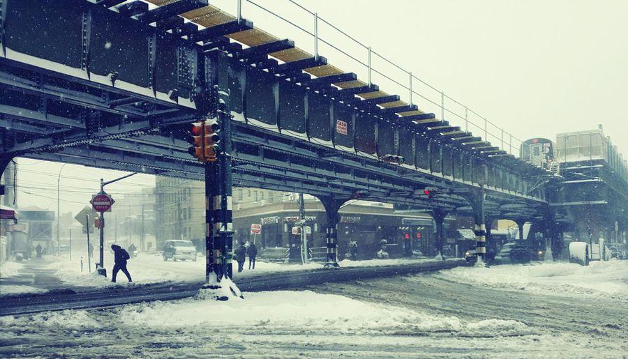 Snow till Dusk:paikura© Cold Temperature Outdoors Snow City Winter Eye4photography  AMPt_community EyeEm Best Shots