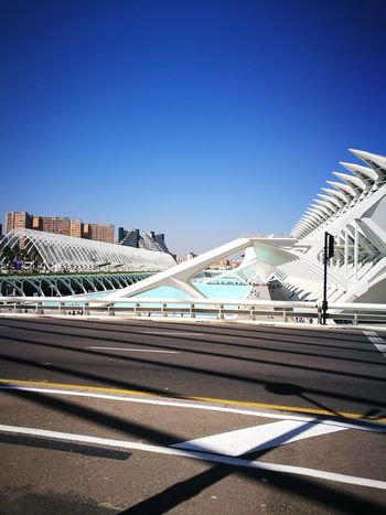 Valencia Road Water Nofilter Clear Sky Day No People Outdoors City Innovation Sky Architecture The Architect - 2018 EyeEm Awards