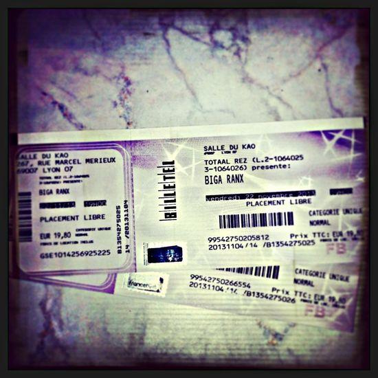 Place de concert pour Biga*Ranx Biga*ranx Enjoying Life