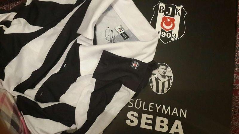 Süleyman Seba unutulmaz adamlardan biri :) Süleymanseba Beşiktaşk Besiktas Siyahbeyaz BJK