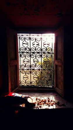 Morocco Tafraout Idaougnidif Architecture Amazigh Traditional Window Light And Shadow View From The Window... Minimalism