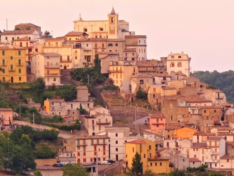 Cityscapes Farindola Abruzzo - Italy Here Belongs To Me