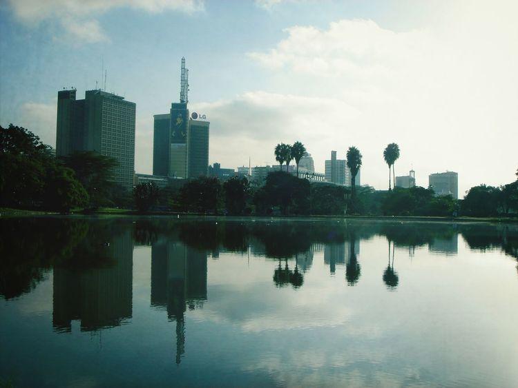 Nairobi stand up!