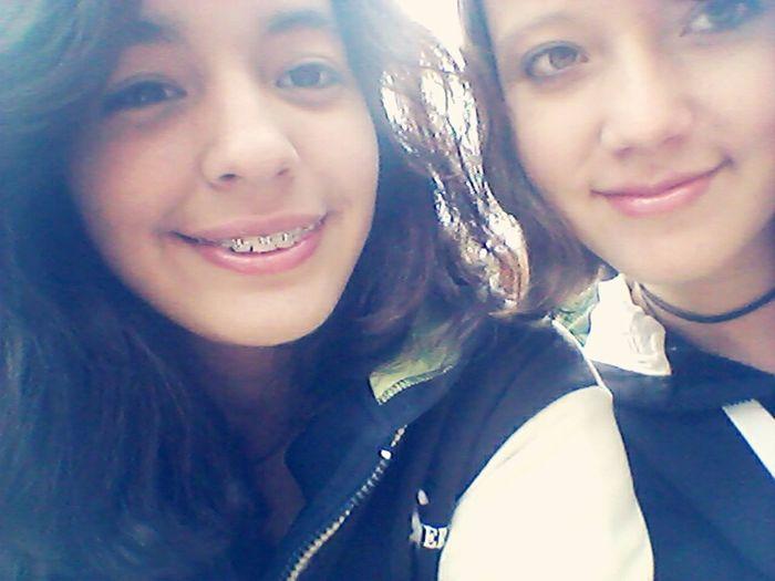 Ella es mi amiga, una pequeña loca & sinceramente la quiero demasiad Pretty♡ Model Enjoying Life Check This Outo♥