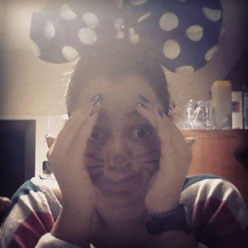 BOUUU :P Halloween Minney Blue Cute me