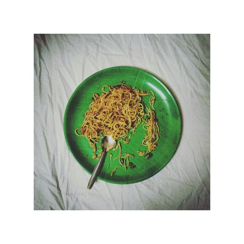 I love noodles. Noddles Greenplate Tasty😋 Nicetoeat