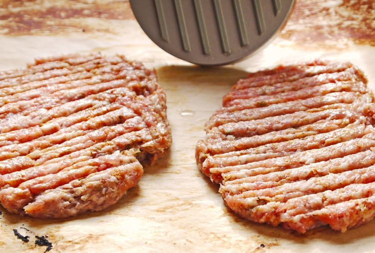 Close-up Day Food Food And Drink Freshness Homemade Indoors  Meat No People Petties Pork Pork Petties Processed Meat Ready To Grill...