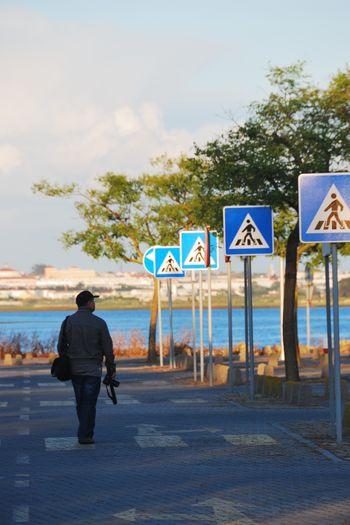 Pedestrian Zone