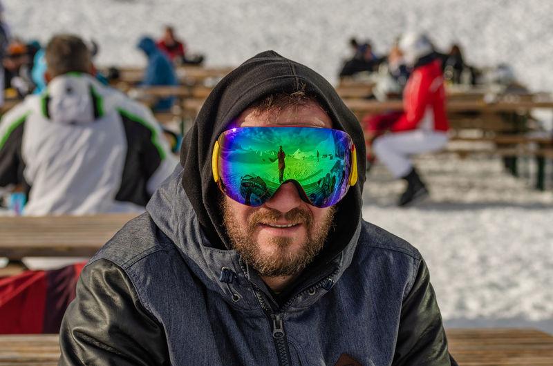 The Ischgl ski