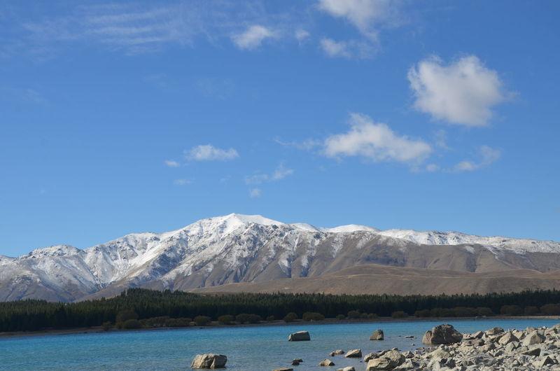 Lake Tekapo,