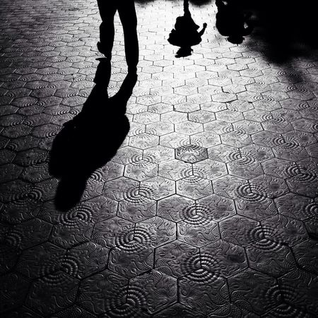 Shadow, Barcelona , Catalonia , street, ombres. Walking Around
