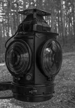 Check This Out By Gone ERA Craftsmanship  Black And White Collection  Black And White Photography Black And White Nature OpenEdit Transportation Historical Architecture From Where I Stand Blackandwhite Check This Out Light Fixtures Pullman Train Lantern Manmade Craftsmanship; New England Nature New England's Endless Beauty! Treescape Trainphotography