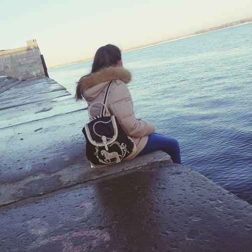 любимыйгород набережная Волга