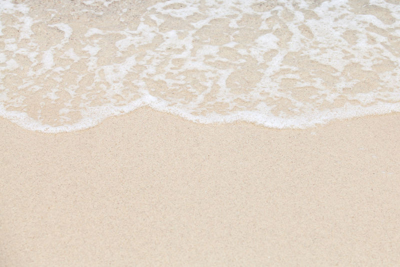 Backgrounds Beach Beige Background Close-up Day Nature No People Outdoors Sand Sea Vacations Water Wave