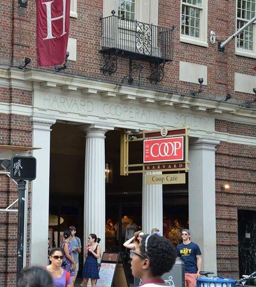 Harvarduniversity Harvard University Harvardsquare Boston Massachussets