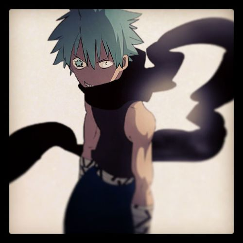 My favorite character from Souleater Blackstar love this guy