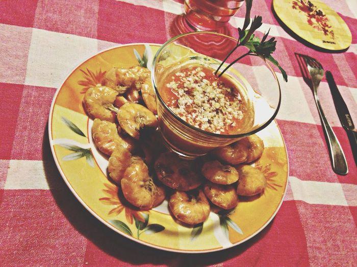 Gazpacho!!! Food