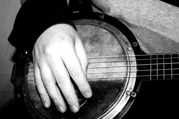There's still time to learn Banjo Banjo Player Human Hand Musician Plucking An Instrument Musical Instrument Musical Instrument String Music Arts Culture And Entertainment Playing Close-up