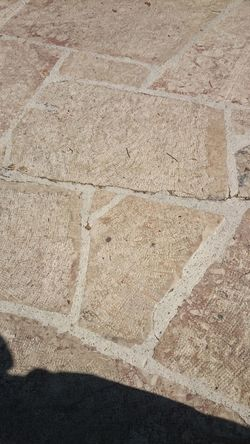 The paving on Aspendos BridgePattern Pieces Aspendosbridge Aspendos  Turkey