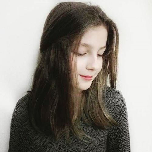 Cute♡ Smile ✌ Followme Like Girl Littlegirl Happy :)