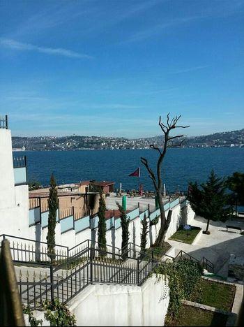 Cay Keyfi Istanbul Bebek Relaxing
