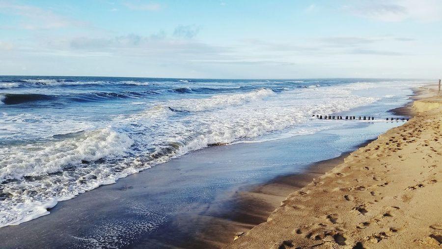 beach Sea Beach