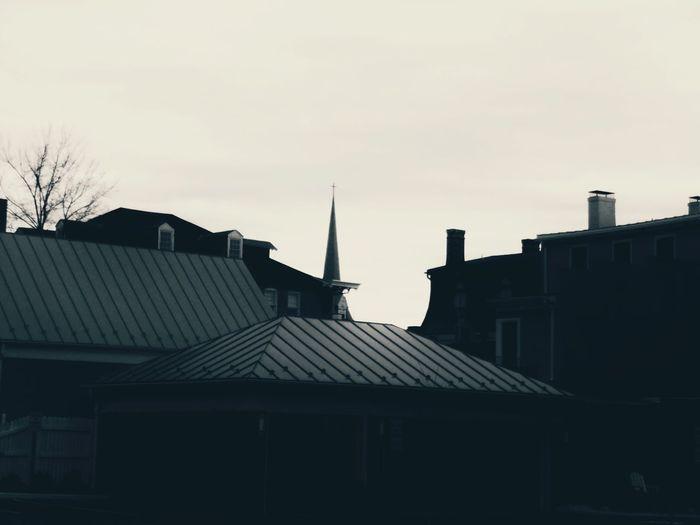Blackandwhite Black & White Black And White Architecture Cityscape Snapseed Fredericksburg,va