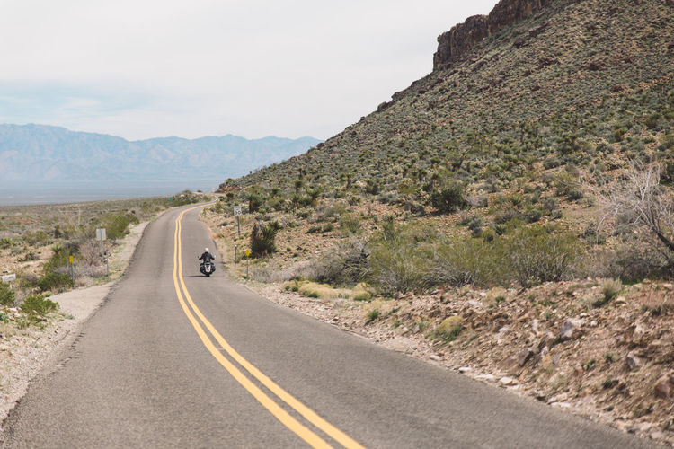 Arid Climate Arid Landscape Arizona Day Diminishing Perspective Landscape Mountain Mountain Range Mountain Road Nature No People Outdoors Road Road Road Marking Roadtrip Route 66 Route66 Scenics Sky The Way Forward Tourist Attraction  Tourist Destination Tranquil Scene Transportation