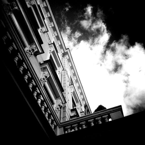 City Sky Architecture Building Exterior Built Structure