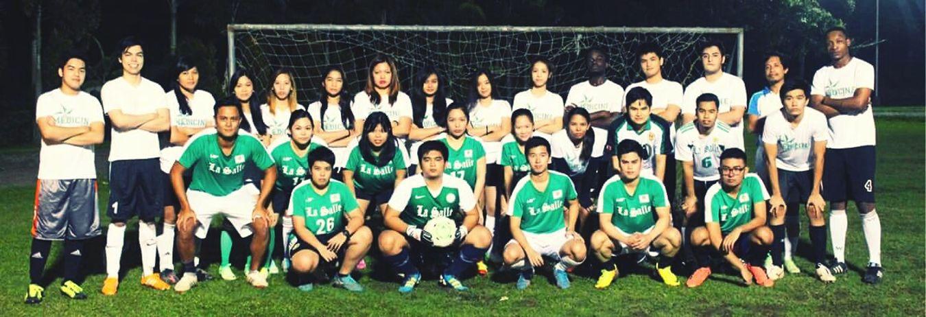 animo lasalle Football Team Soccer⚽