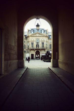 Palais Royal Paris, France  Paris City Outdoors Travel Destinations Day Architecture Building Exterior No People