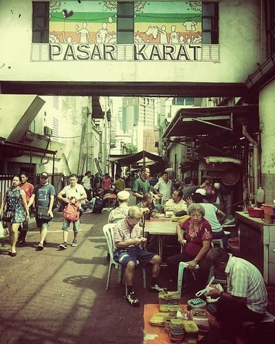 Pasarkarat Thievesmarketasia Thievesmarket behind PetalingStreet every Sat.s & Sun.s Unsure of what time they start. However, packing up commence around noon onwards.... Anjackl2016