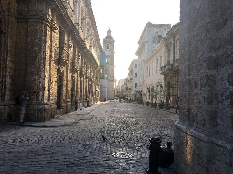 Architecture City Historic History Old Town Tourism Travel Destinations Havana Cuba