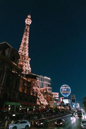Architecture Built Structure Building Exterior City Night Illuminated Travel Destinations
