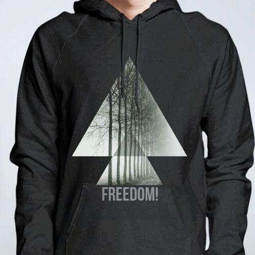 Freedom Jacket by vmsign Black Jacket Mens Fashion