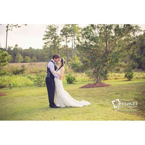 Congratulations to Sommer & Chris! Willabejohnson Turned out to be an awesome day! Wedding Butterflykissespavilion Easternncphotographer weddingphotographer grimesp brideandgroom southernbride southernbrideandgroom