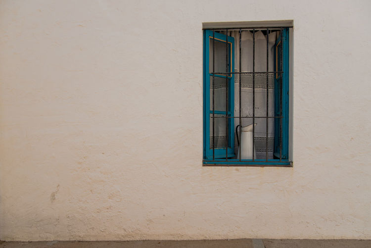 Begur Summer Views Summertime Tranquility Travel Travel Photography Ambiance Ambiant Architecture Blue Building Exterior Built Structure Close-up House Inspiration Inspirational Mood No People Old Outdoors Summer Travel Destinations White Window Windows