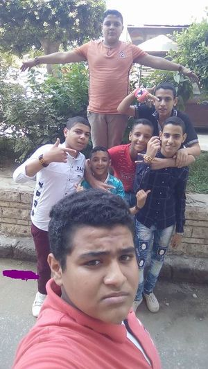 Casual Clothing Leisure Activity Looking At Camera Medium Group Of People Outdoors Real People Standing في ميت غمر