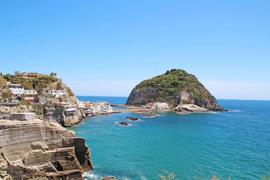 Sant'Angelo d'Ischia Beauty In Nature Cliff Horizon Over Water Idyllic Ischia Italia Italy Landscape Landscape #Nature #photography Landscape_Collection Landscape_photography Nature Ocean Outdoors Rock Rock - Object Rock Formation Sant'angelo Scenics Seascape Sky Tourism Travel Destinations Vacations Water